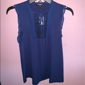 Express new with tags blouse